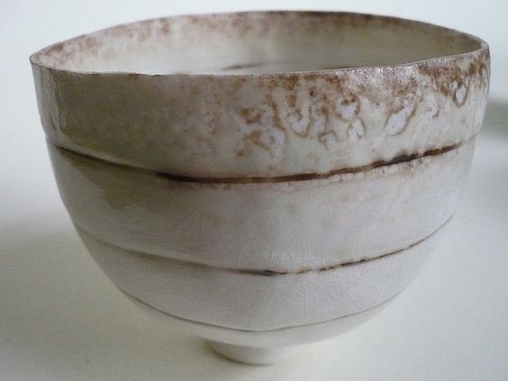 Pinched porcelain bowl | Flickr : partage de photos !
