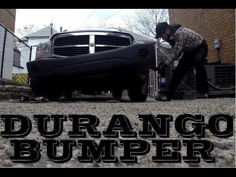 How To Remove 04 09 Dodge Durango Front Bumper Cover Pasadena Texas 2018 2007 Dodge Durango Parts Quick Tutorial How To Remove Rep Dodge Durango Durango Dodge