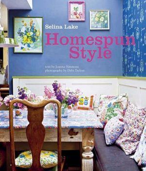 HOME-SPUN STYLE