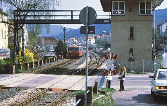 Bad Brückenau - historische Bahn :: Wildflecken