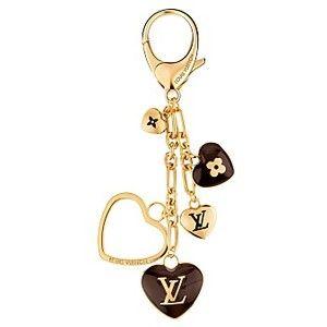 Louis Vuitton - Cœurs Bag Charm