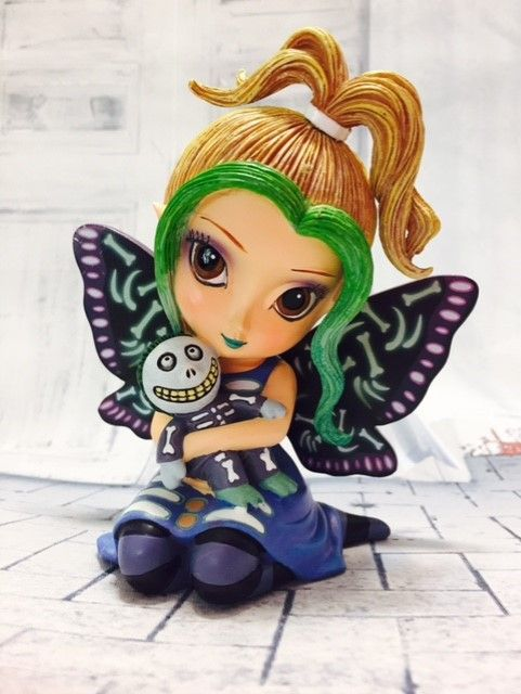 Artwork by Jasmine Becket-Griffith.