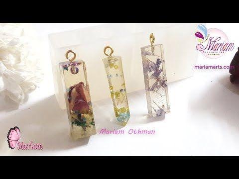 مشروع مربح صناعة اكسسوارات الريزن من الصفر الى الاحتراف مريم عثمان Resin Jewelry Accessories Youtube Resin Jewelry Diy Resin Crafts Crafts