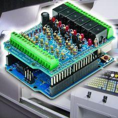 Arduino as a programmable logic controller (PLC)