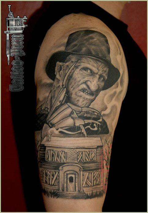 tatuajes de terror