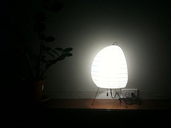 Isamu Noguchi - Akari Light Sculpture