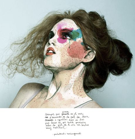 Paula Bonet / Poesía ilustrada