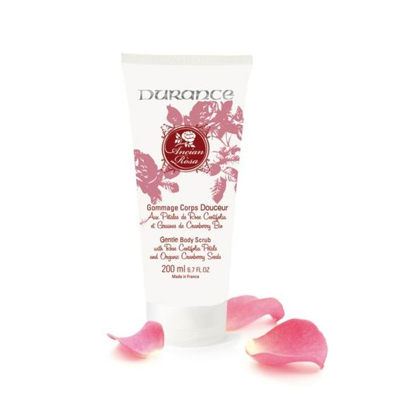 Durance en Provence Rosa Gentle Body Scrub featured in vente-privee.com