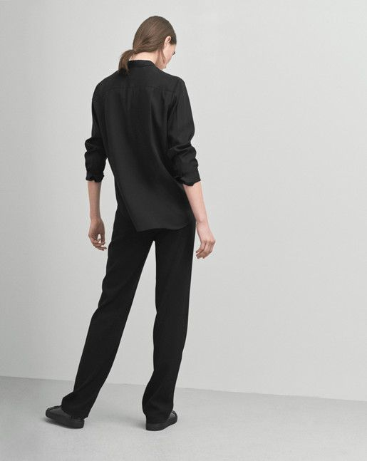 filippa k nick crepe pants