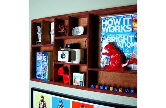 Rit Red Shelf