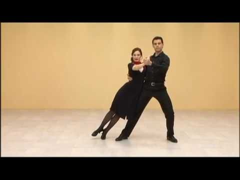 Clases De Tango Europeo Eva Y Kim Final Youtube Como Bailar Danza Y Baile Baile