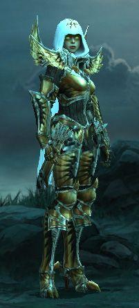 Diablo demon hunter, Armors and Hunters on Pinterest  Diablo demon hu...