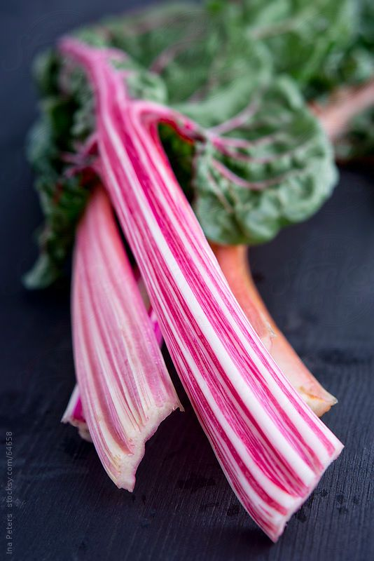 Swiss Chard by Ina Peters | Stocksy United