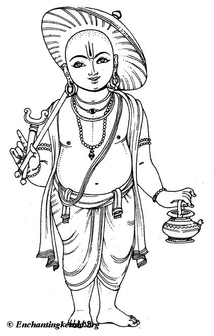 lord krishna coloring pages - lord vishnu coloring coloring pages
