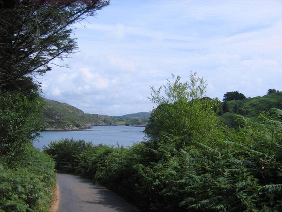Lough Hyne, County Cork. Visit Ireland and its beauty with www.tourireland.com