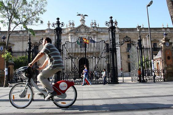 Sevilla lidera en España el uso de la bicicleta como medio de transporte