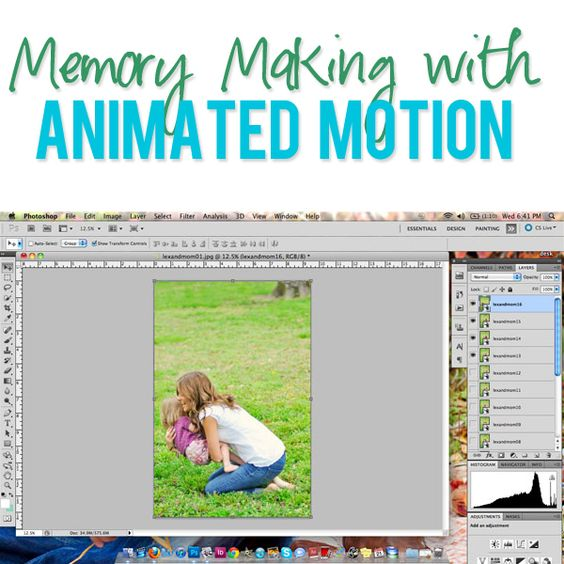 Memory Making with Animated Motion | How Does She...