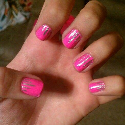 My nails!!:)