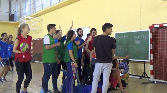 Juegos locos balón 00229 #Juegosmotores #inef #ccafd #ugr #educacionfisica #physicaleducation @Fac_Deporte_UGR @CanalUGR