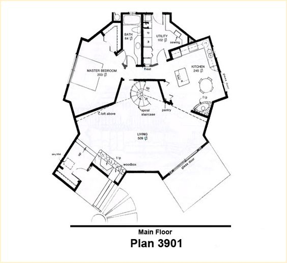 Geodesic Dome Home Plans: Geodesic Dome, Dome Homes And Geodesic Dome Homes On Pinterest