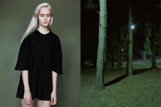 Urban. Isolation. Beauty. Sasu Kauppi's AW'15 Collection.