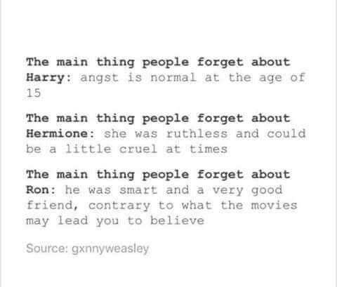 I learned that about Harry quite a few years after I read OOTP to be honest. I found it tiresome at first, and a little annoying. But based in what he had to endure I don't see how he could've handled it better. It was the first time I saw him as just a teenager instead of Harry Potter. He's human, and I forgot that along the way.