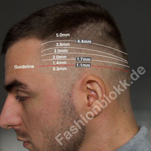 Pin Em Cut Hair