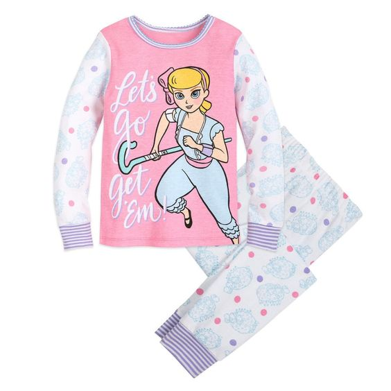 Bo Peep PJ PALS for Girls - Toy Story 4