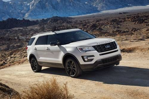 2019 Ford Explorer Pricing Features Ratings And Reviews Edmunds Ford Explorer 2019 Ford Explorer Ford Suv