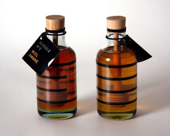 Alvéole Honey | Simon Chéniee-Gauvreau