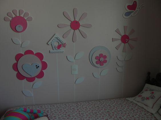 projetos especiais para paredes de quartos infantis. email para contato: adriane_tete@hotmail.com