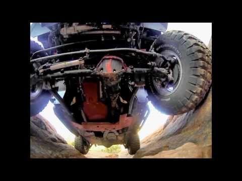 Sedona jeep trails - YouTube
