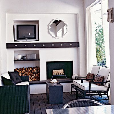 Cosy Casual Chic Outdoor Space...