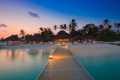 Islas Maldivas #maldives #travel #viajes #honeymoon #lunademiel  myformulashon: Destinos de Luna de Miel