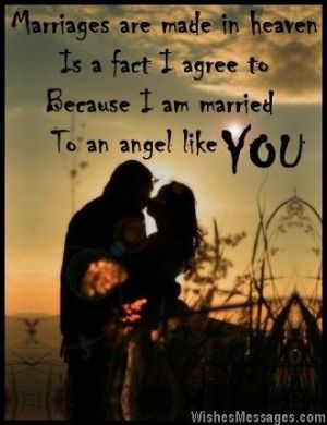 Marriages Are Made In Heaven Quote Marriage Made In Heaven Quotes