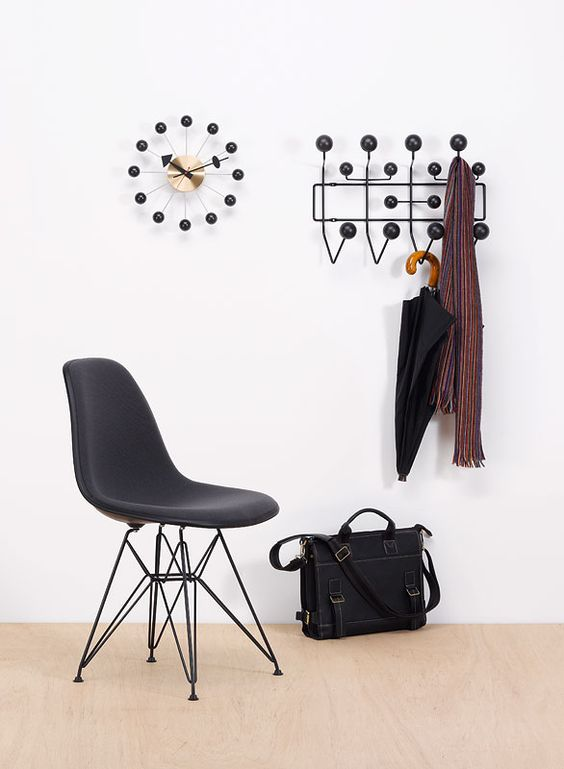 vitra hang it all george nelson and eames on pinterest. Black Bedroom Furniture Sets. Home Design Ideas