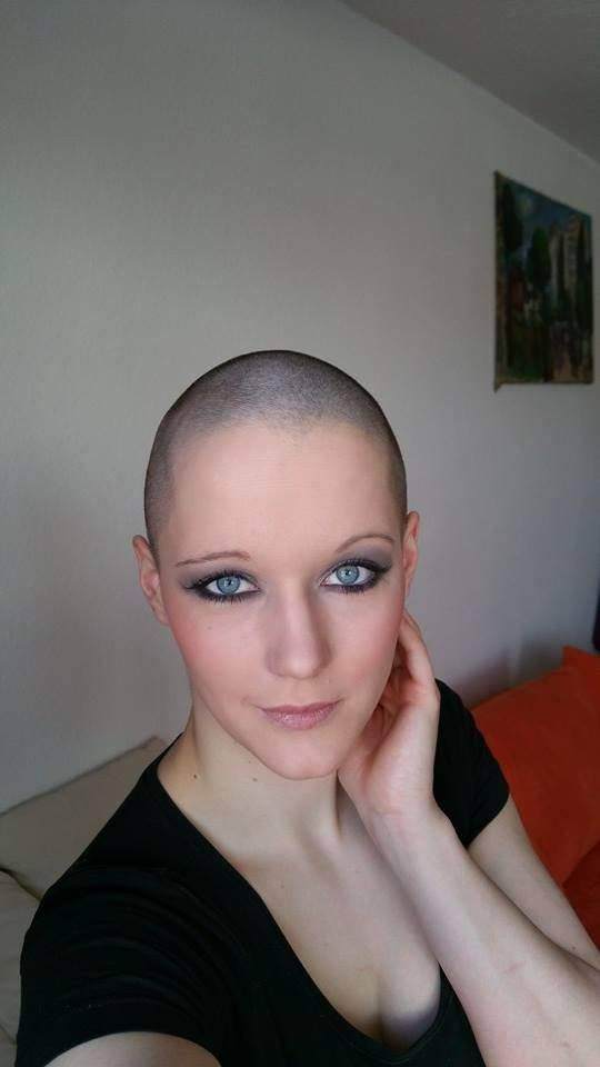 Bald Babe Fetish