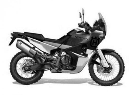 The Husqvarna Norden 901 Has Been Known About For Some Time Although Now We Can See It What Looks Like Finished Form Norden Husqvarna Supermoto