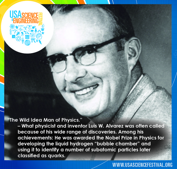Luis Walter Alvarez – Physicist, Inventor and Engineer