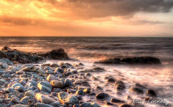 Templetown beach Co Louth