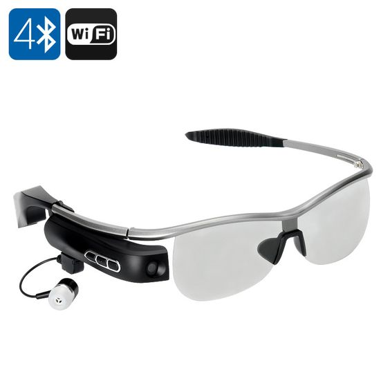 WEAR Bluetooth Smart Glasses