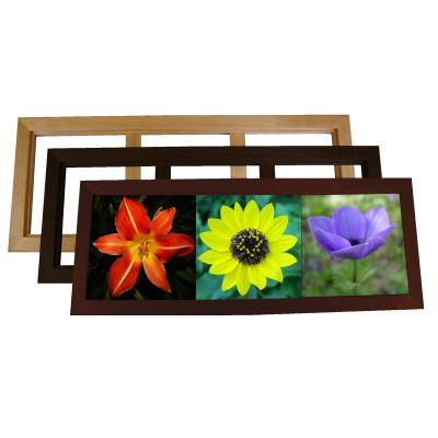 Frames for photo tiles