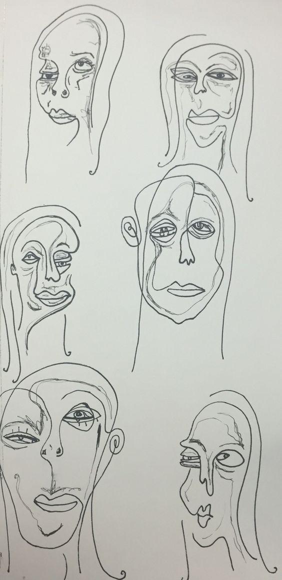 Facial quick line