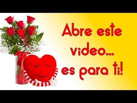 Amor Tengo Algo Que Decirte Video Para Dedicar Al Amor De Mi Vida