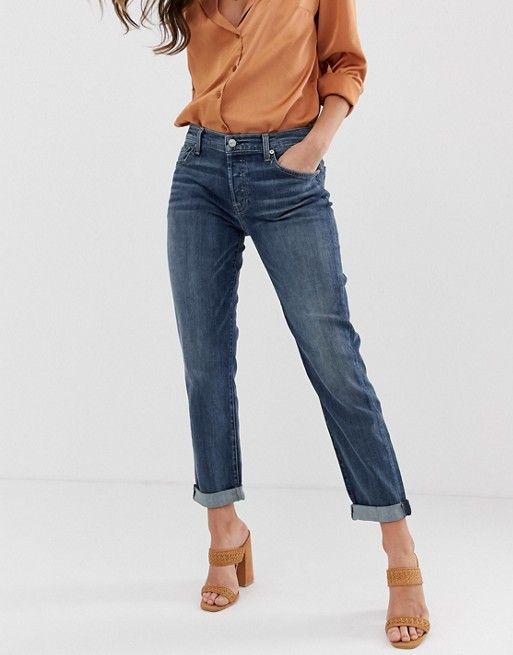 7 For All Mankind Josefina Slim Boyfriend Jeans Boyfriend Jeans