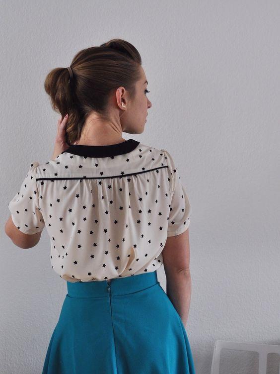 casey maura: sewing | starstruck mimi blouse: