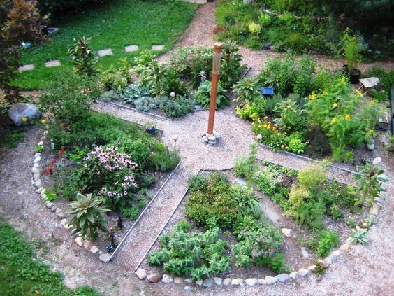 Purpose of a Healing Garden MEDICINE WHEEL | Medicine Wheel Garden (Photo: Ginny Shannon)
