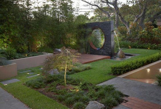 Bassin d\'eau dans le jardin : 85 idées pour s\'inspirer