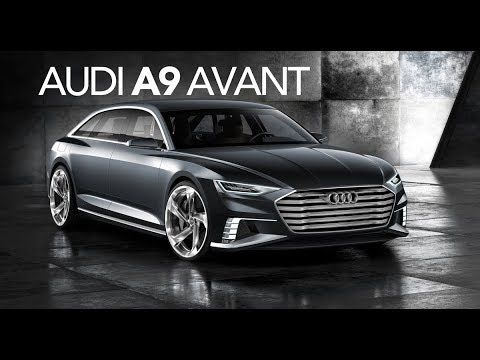 2020 2021 Audi A9 Prologue Luxury Coupe And Avant Youtube In 2020 Audi Cool Photos Coupe