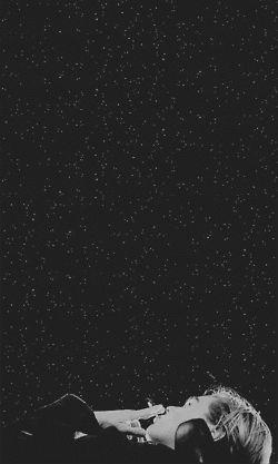 "Leonardo DiCaprio. ""The taste of a cigarette under the silence of a starlit night"""